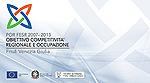 POR FESR 2007-2013 Regione Friuli Venezia Giulia